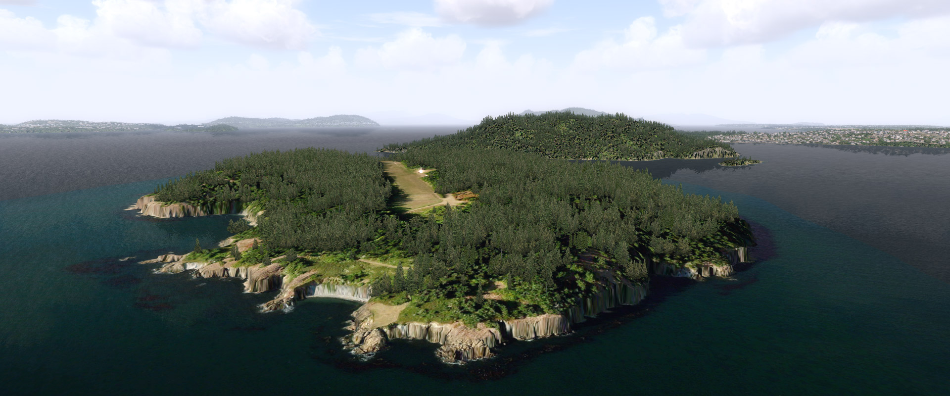 Allan Island v1.1.2 – Including Prepar3D v4 Support!