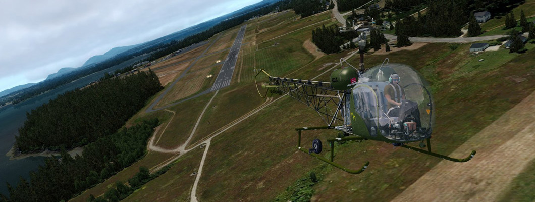 Bell 47 Soundpack for FSX and P3D
