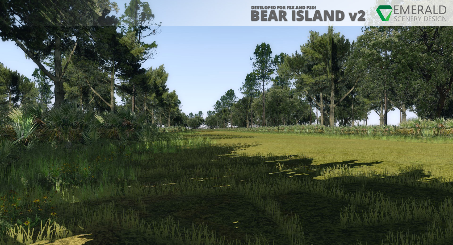 Bear Island, Florida v2 0 - Now Available for FSX and P3D!