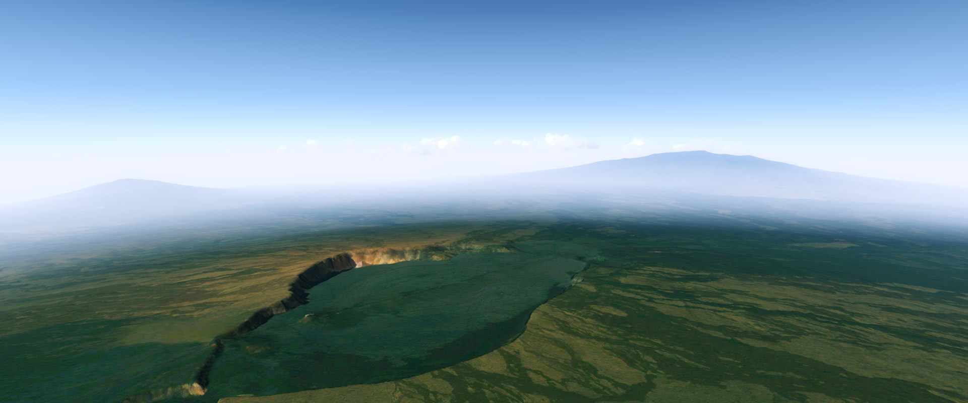 Hawaii 10m Mesh v2 for FSX and P3D