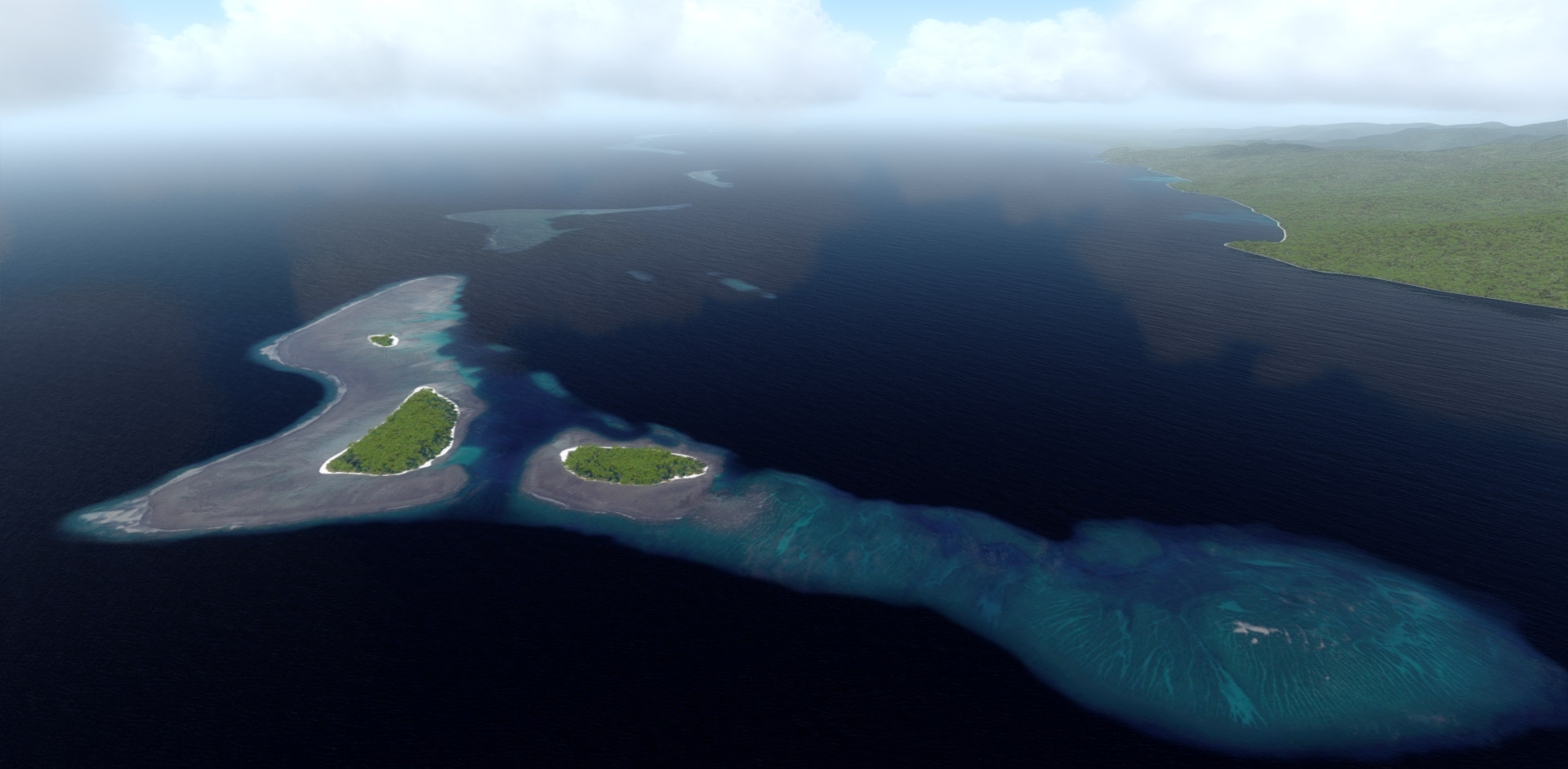 Solomon Islands X for FSX and P3D