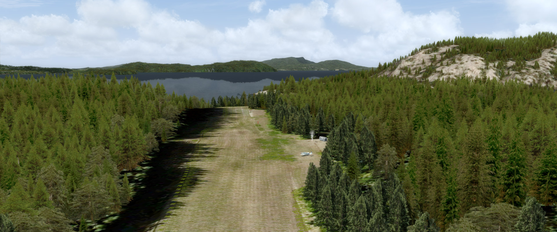 Allan Island v1.2 update for FSX and P3D