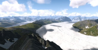 Alaskan Mesh Project for FSX and P3D
