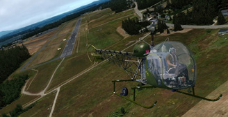 Bell 47 Sound Pack for fsx and p3d