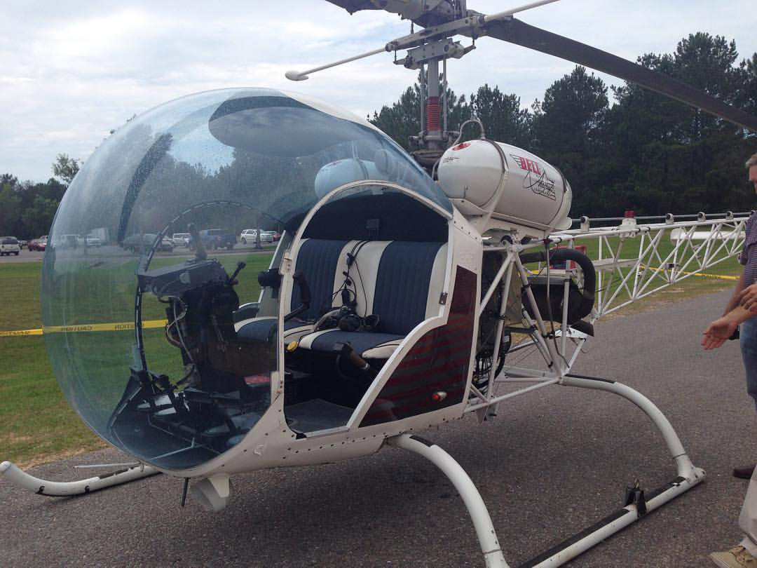 Authentic Bell 47 Soundpack for FSX/P3D - Emerald Scenery Design